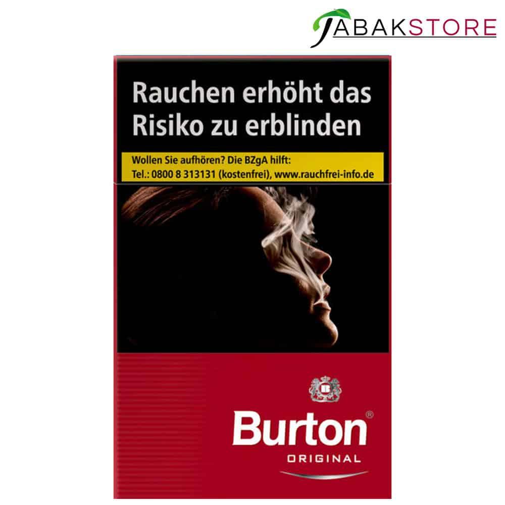 Burton Red L Zigaretten 6,00€