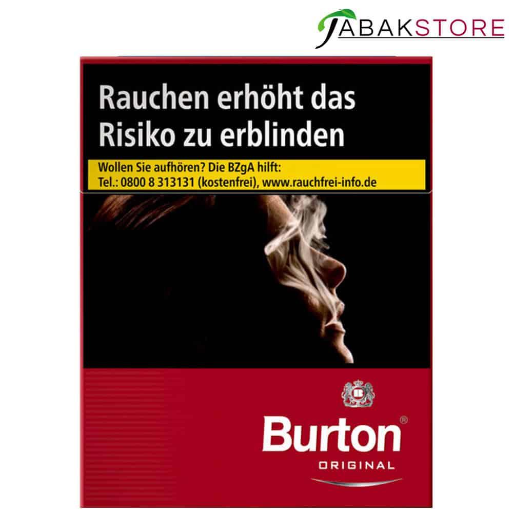 Burton Red Zigaretten XL 7,00€