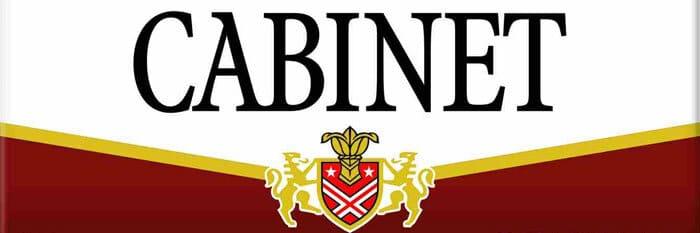 Cabinet Zigaretten Logo