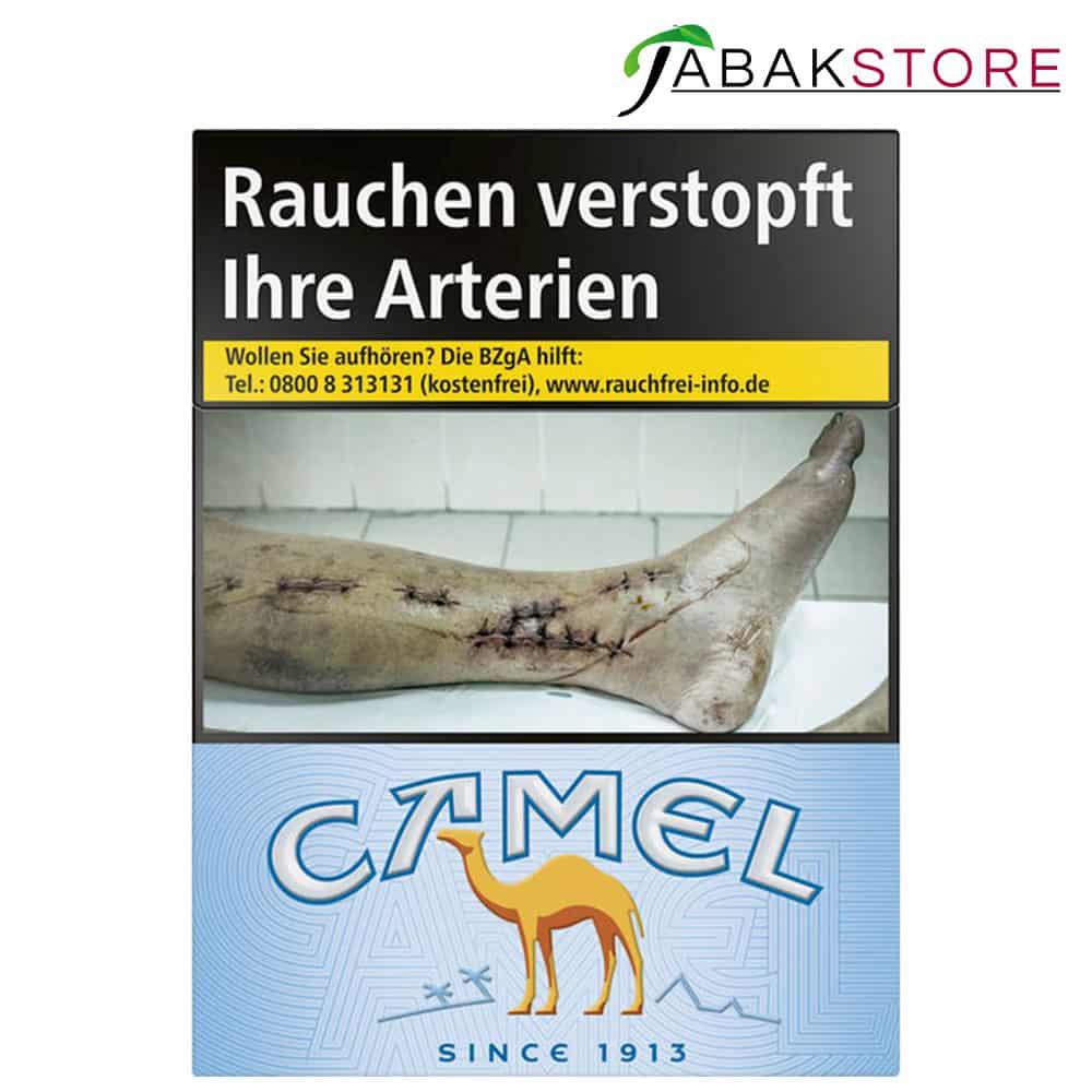 Camel Blue 8€
