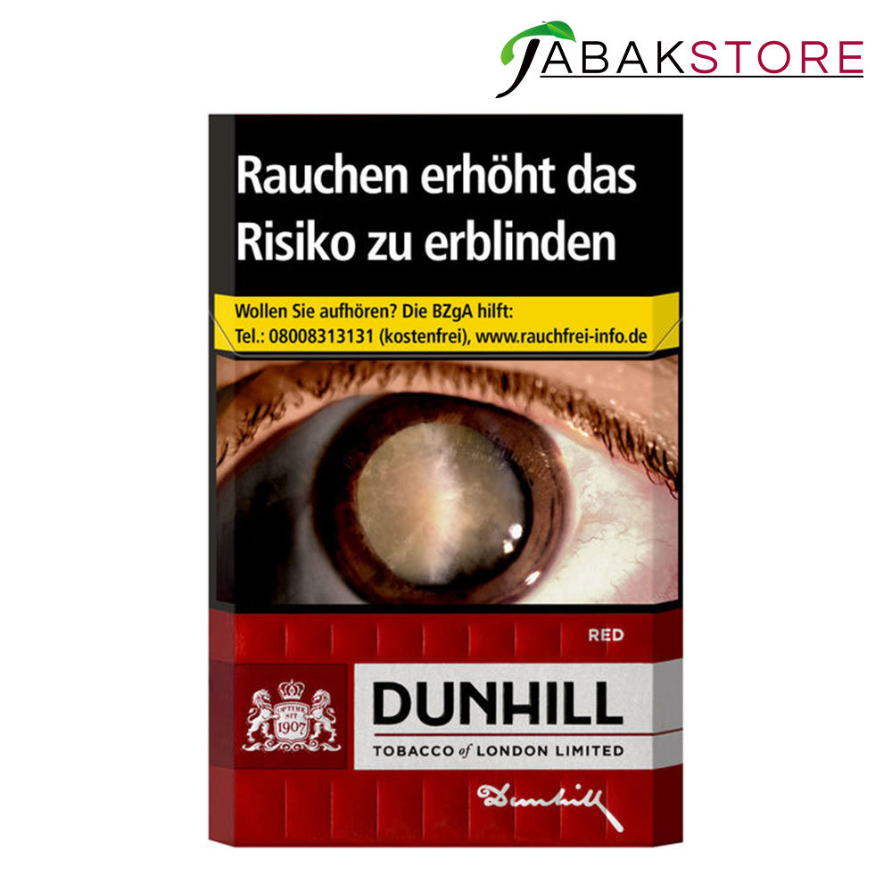 Dunhill Red Zigaretten