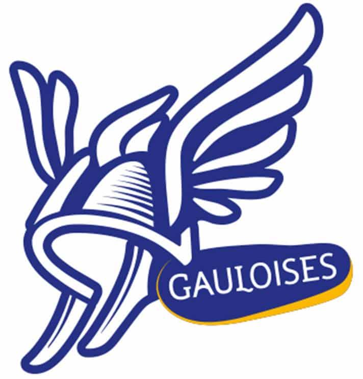 Logo cigarette Gauloises