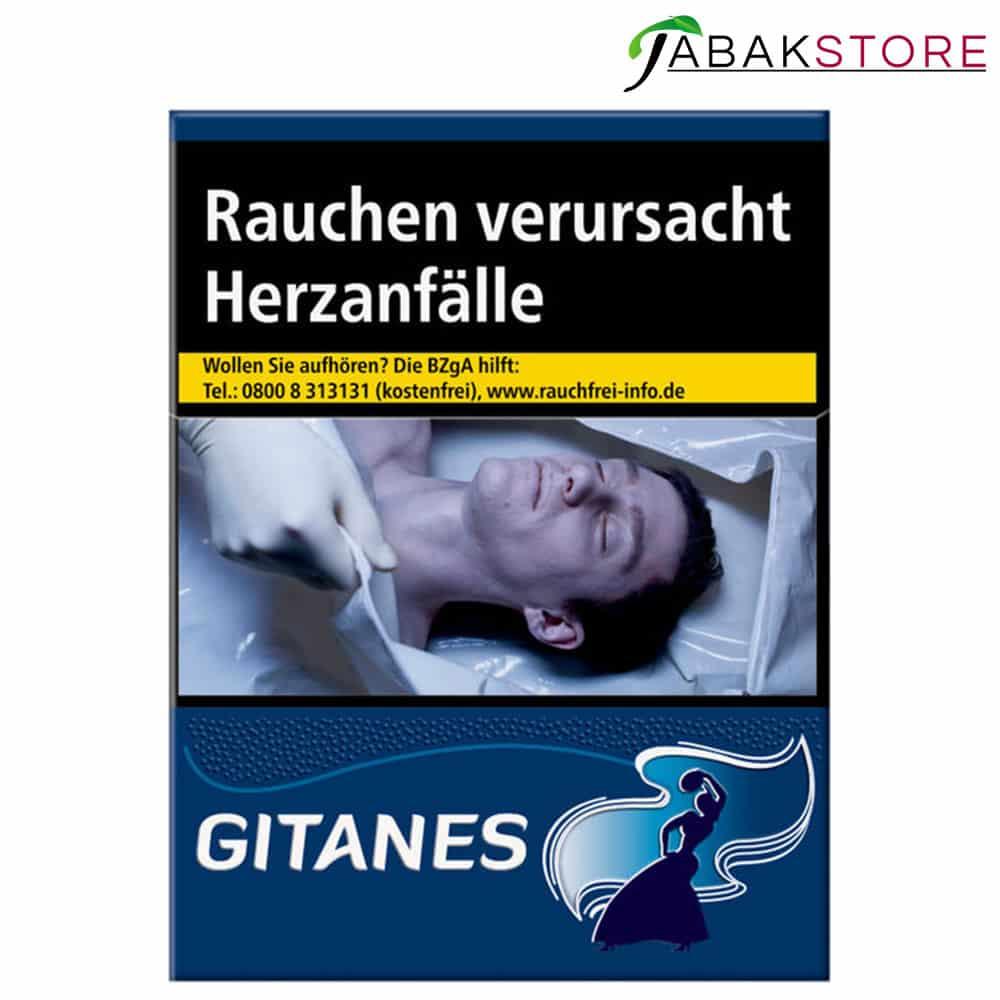 Gitanes-Filtre-Zigaretten