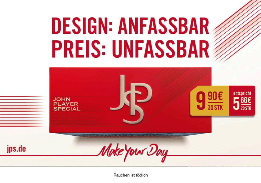 John Player Red 9,90€
