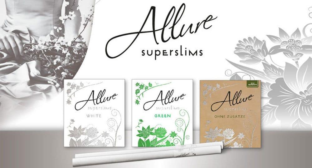 Allure White, Allure Green, Allure Tabac