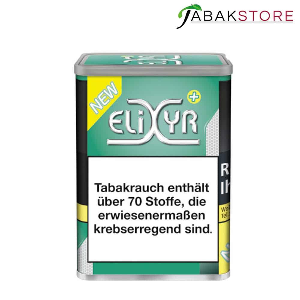 Elixyr Green Menthol Tabak