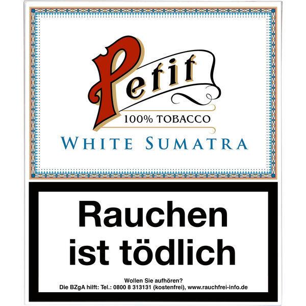 Petit White Sumatra