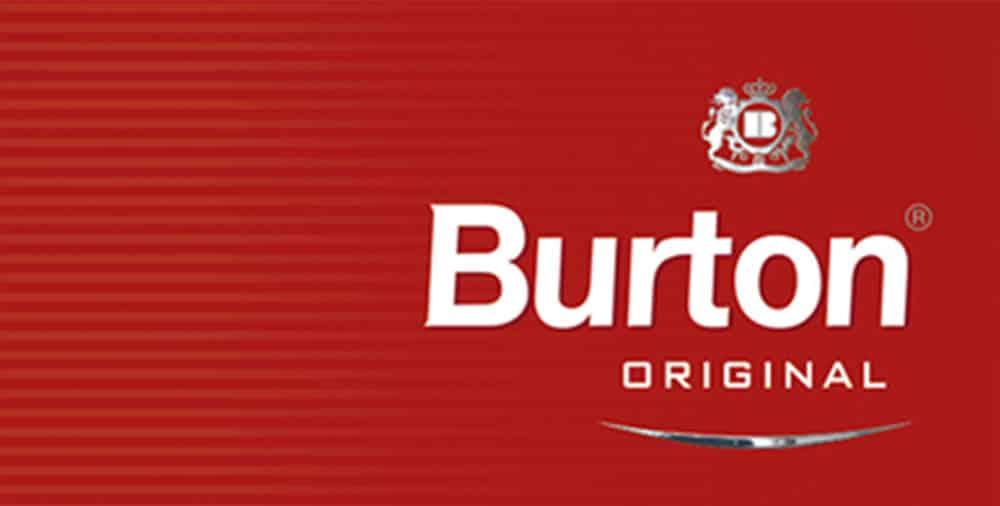 Burton Red Logo