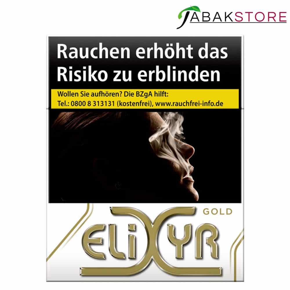 Elixyr-Gold-Zigaretten
