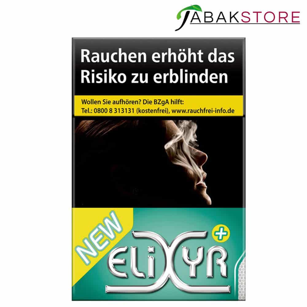 Elixyr-Plus-Menthol-ZIgaretten-6,20-Euro