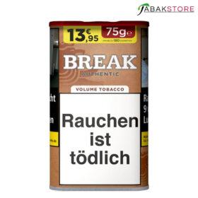 Break-Authentic-Tabak-ohne-Zusätze