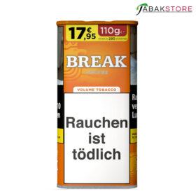 Break-Orange-Volume-Tobacco-mit-110g