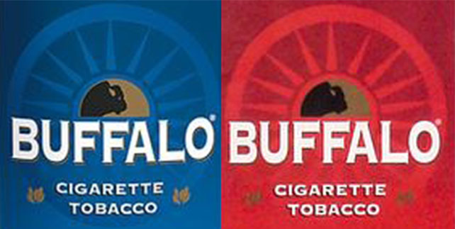 Buffalo Zigarettentabak Logo