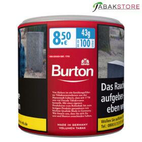 Burton-Red-8,50-Euro-Tabak-mit-43-g-Inhalt