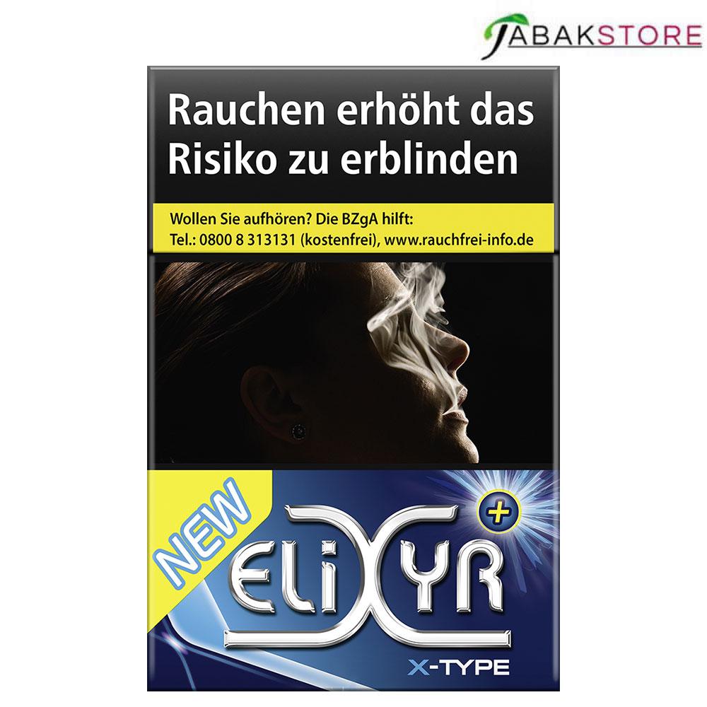 Elixyr-X-Type-Zigaretten