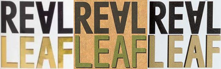 Real Leaf Kräutermischung Logo